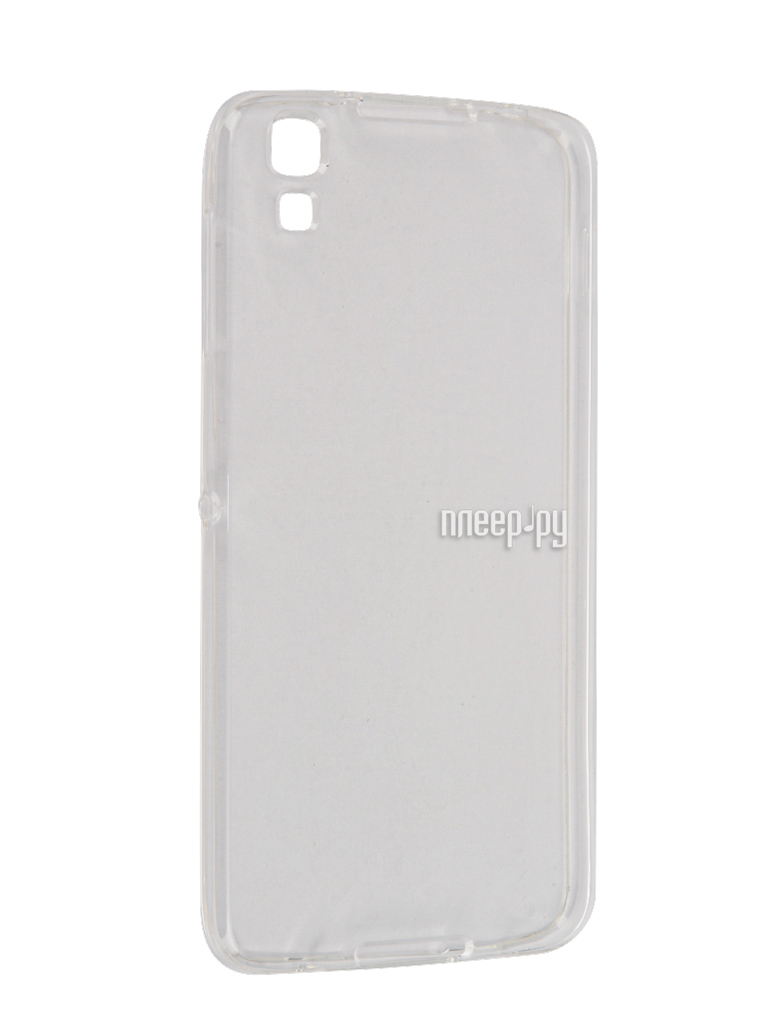 Аксессуар Чехол Alcatel One Touch 6055 Idol 4 iBox Crystal Transparent