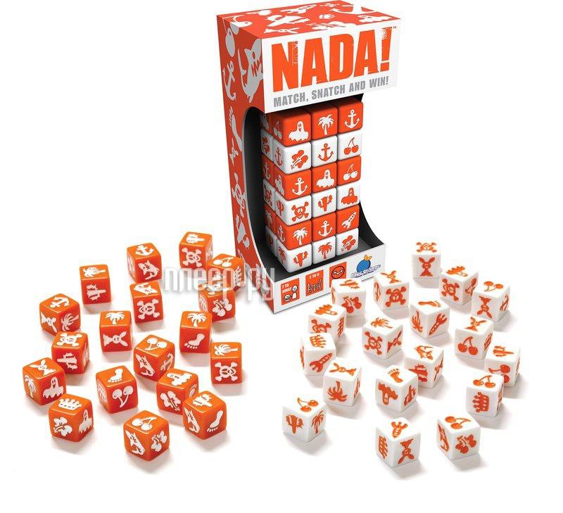 Настольная игра Blue Orange Nada