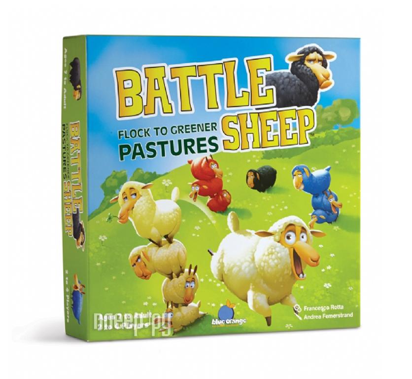 Настольная игра Blue Orange Battle Sheep