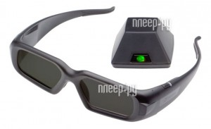 Очки 3D NVIDIA GeForce 3D Vision Kit Retail 942-10701-0005-501 / 942-10701-0005-504