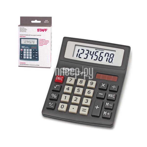 Калькулятор STAFF STF-8008 250147