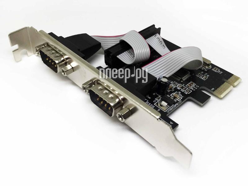 Контроллер Espada 2S WCH382 PCIe2SWCH