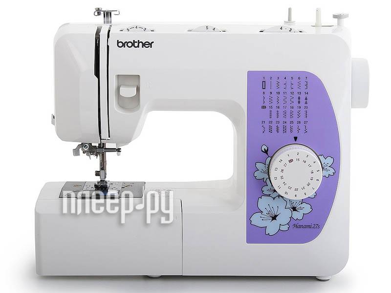 Швейная машинка Brother Hanami 27S