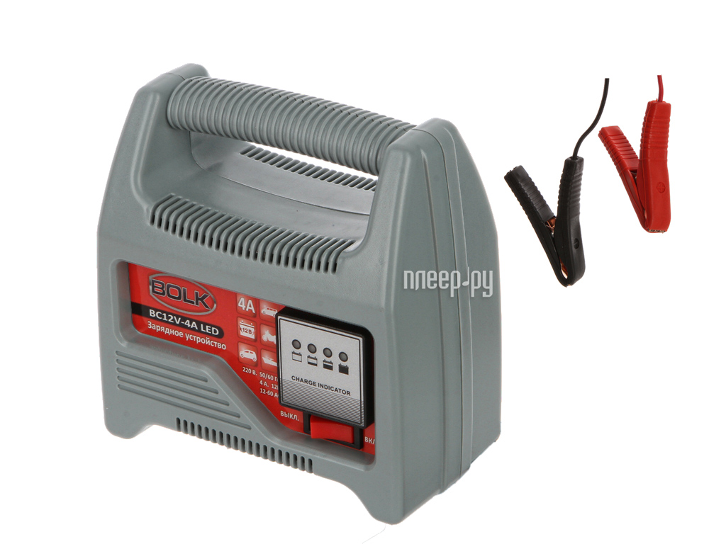 Устройство BOLK BC12V-4A LED BK34009 за 1090 рублей