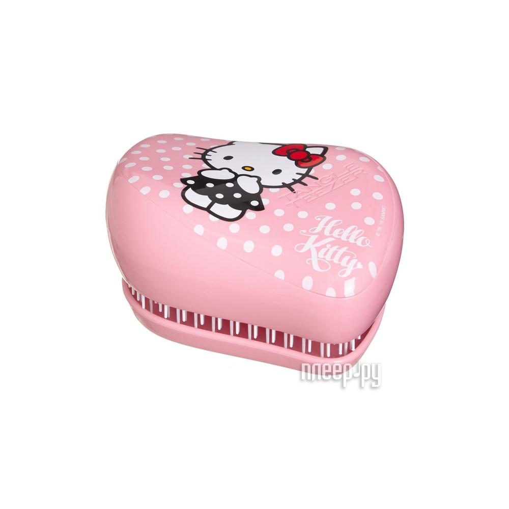 Расческа Tangle Teezer Compact Hello Kitty Pink 370657