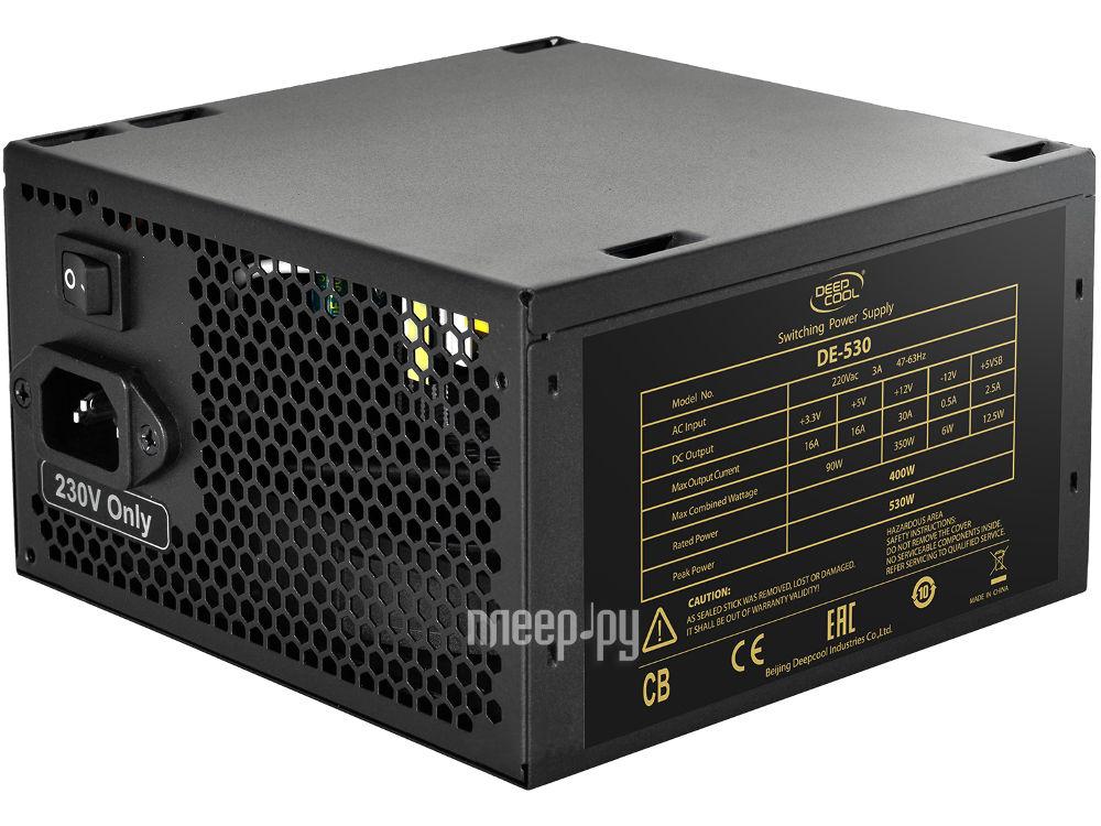 Блок питания DeepCool Explorer DE530 530W