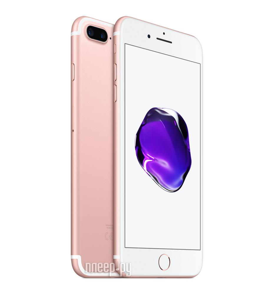 Сотовый телефон APPLE iPhone 7 Plus - 32Gb Rose Gold MNQQ2RU / A
