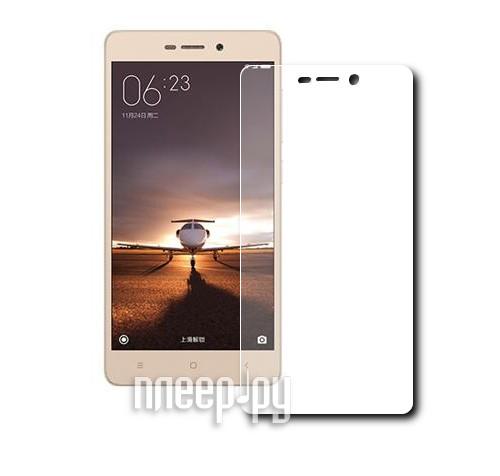Аксессуар Защитное стекло Xiaomi Redmi 3 Onext 41044