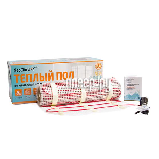 Теплый пол NeoClima N-TM 1800 / 12