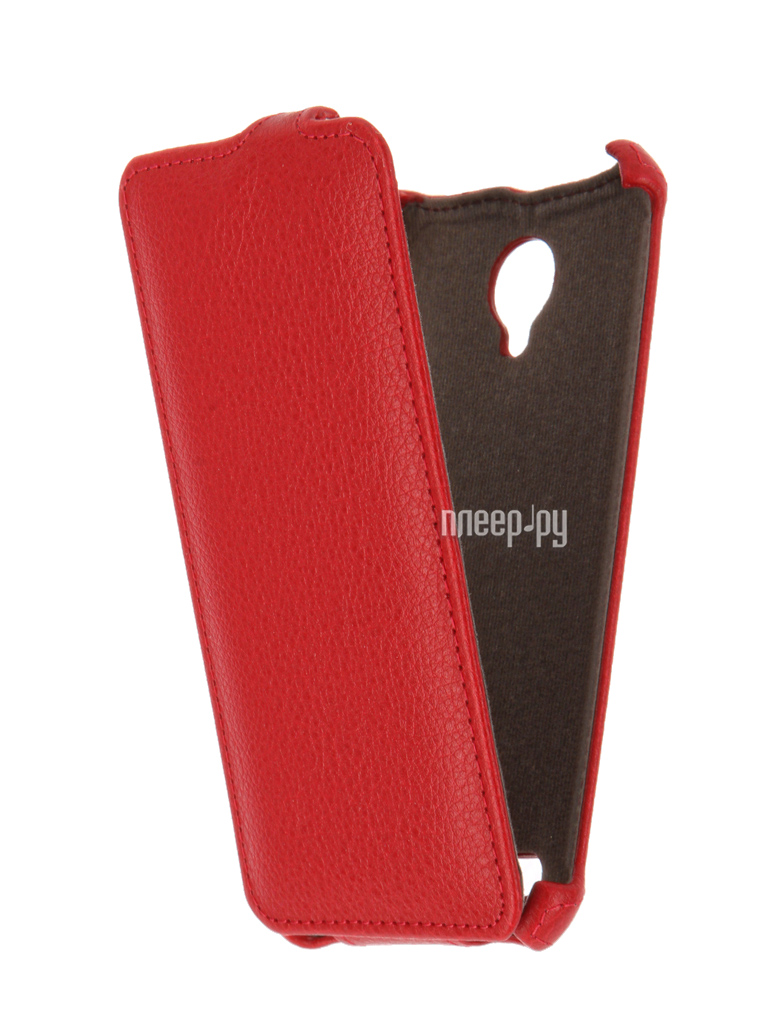 Аксессуар Чехол Lenovo K10 Vibe C2 Power K10a40 Zibelino Classico Red ZCL-LEN-K10a40-POW-RED