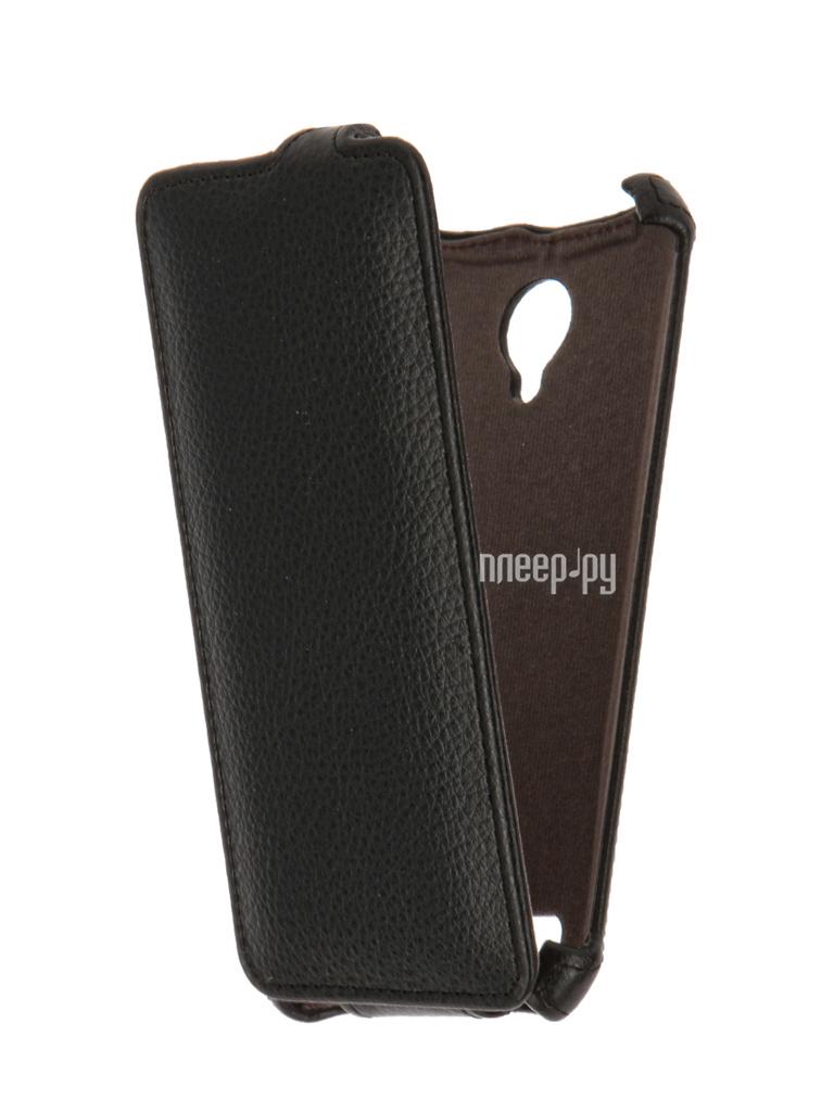 Аксессуар Чехол Lenovo K10 Vibe C2 K10a40 Zibelino Classico Black ZCL-LEN-K10a40-BLK