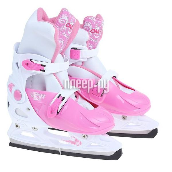 Коньки Onlitop 223F 37-40 Pink 806170