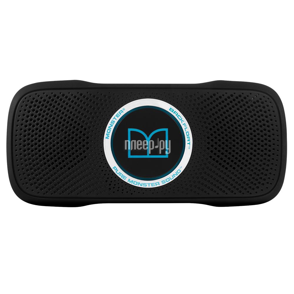 Колонка Monster SuperStar BackFloat Bluetooth Waterproof Floating Neon Blue