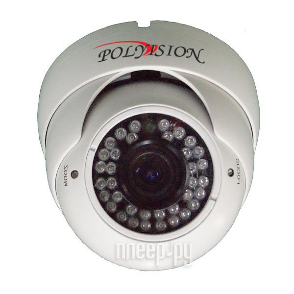 AHD камера Polyvision PDM-A2-V12 v.9.5.6