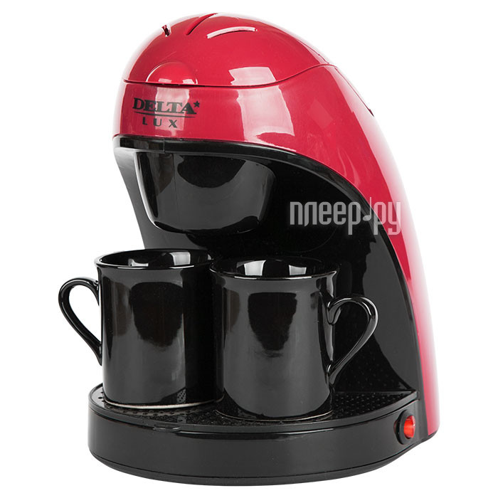Delta Lux DL-8132 Red-Black
