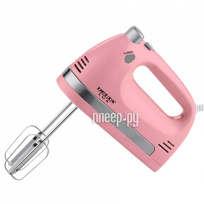 Миксер Delta Lux DL-5038 Pink