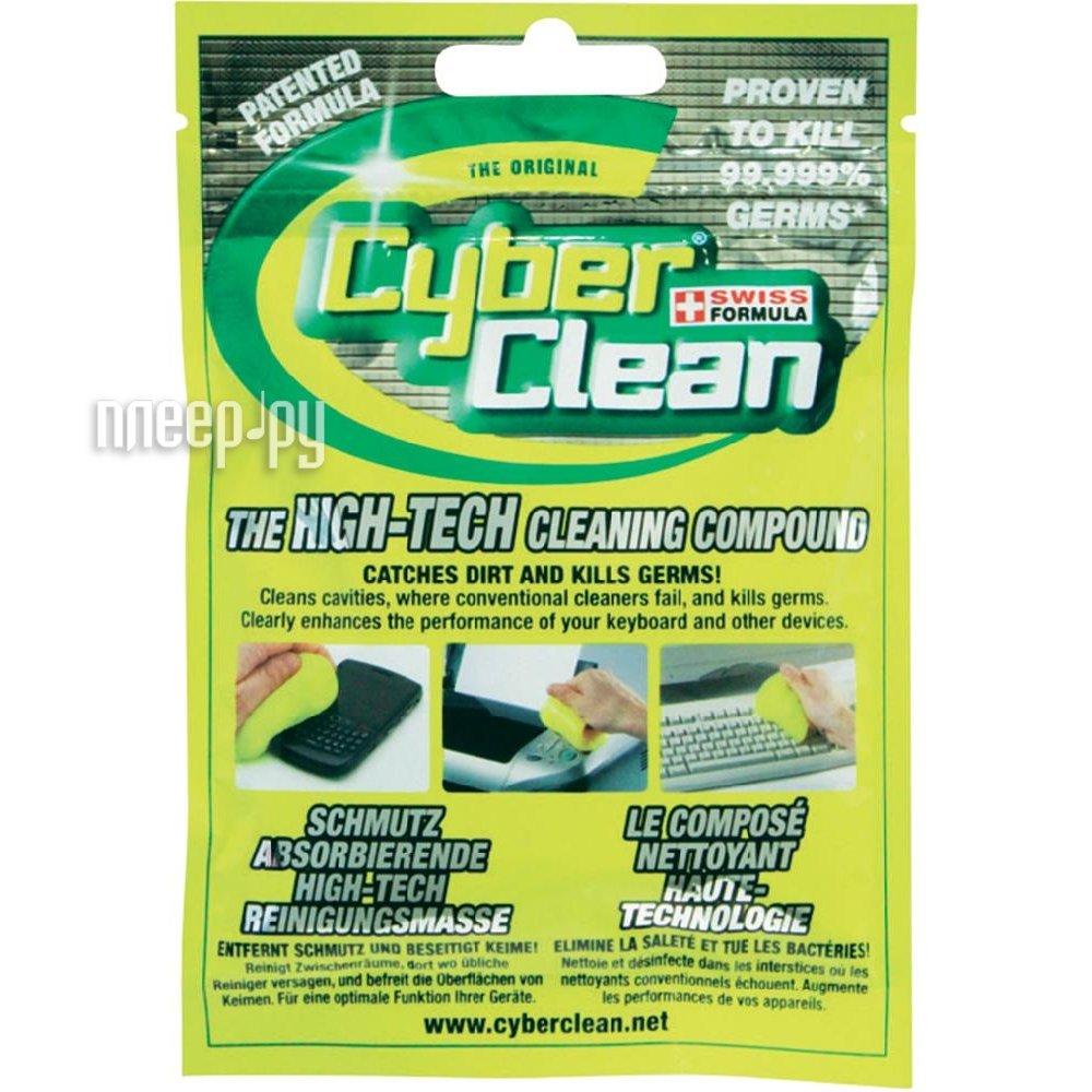 Гель-масса Cyber Clean Yellow 75/80г 46197  Pleer.ru  238.000