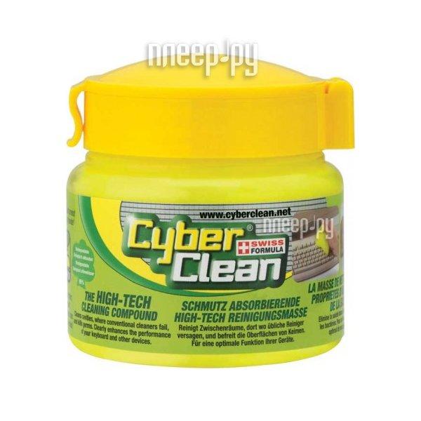 Гель-масса Cyber Clean Yellow 145г 46200  Pleer.ru  293.000