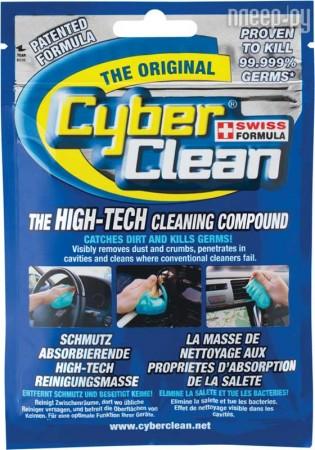 Гель-масса Cyber Clean Blue 75/80г 46196  Pleer.ru  238.000