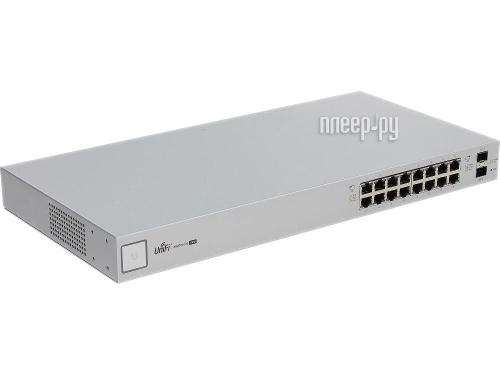 Коммутатор Ubiquiti UniFi Switch US-16-150W
