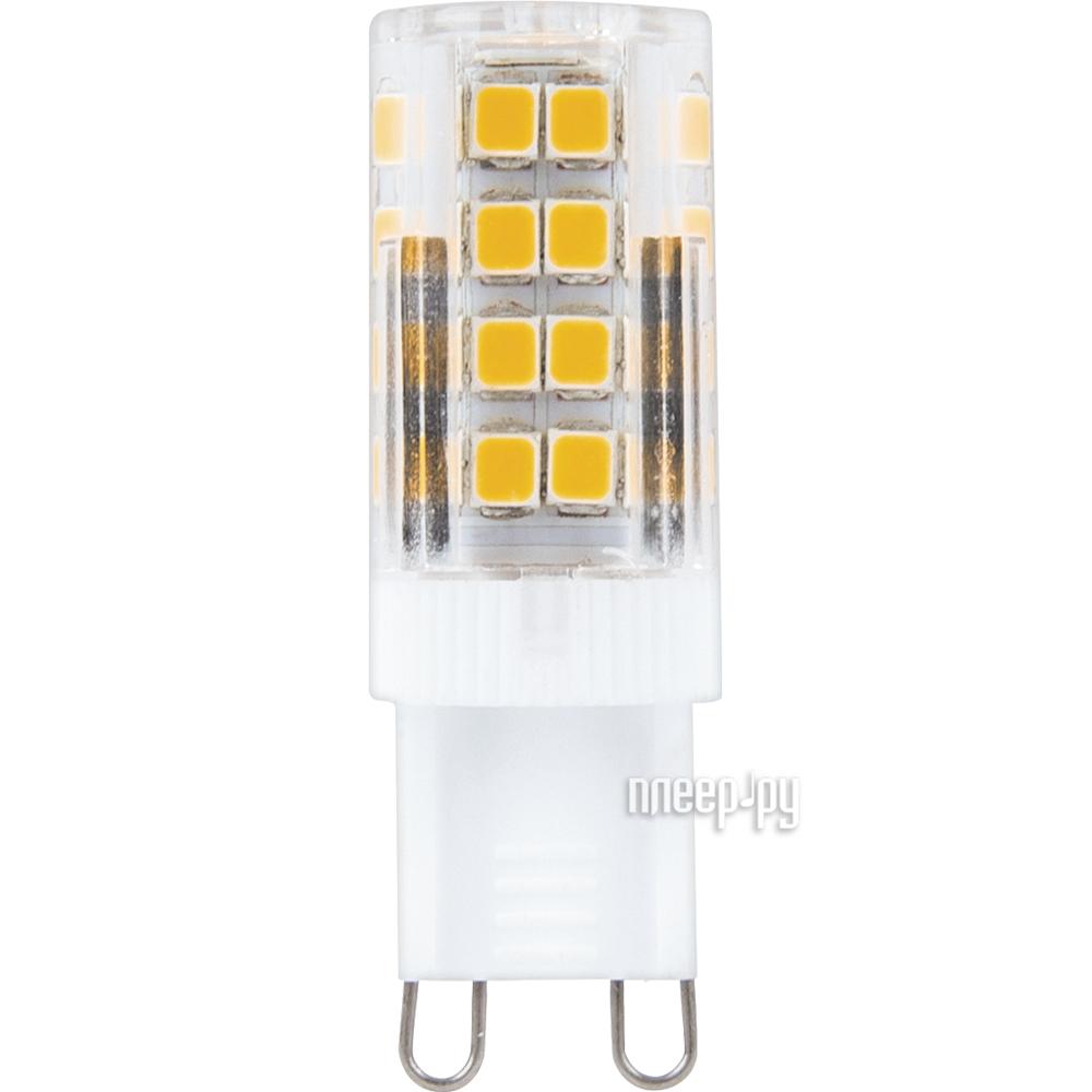 Лампочка Feron LB-432 G9 5W 6400K 230V