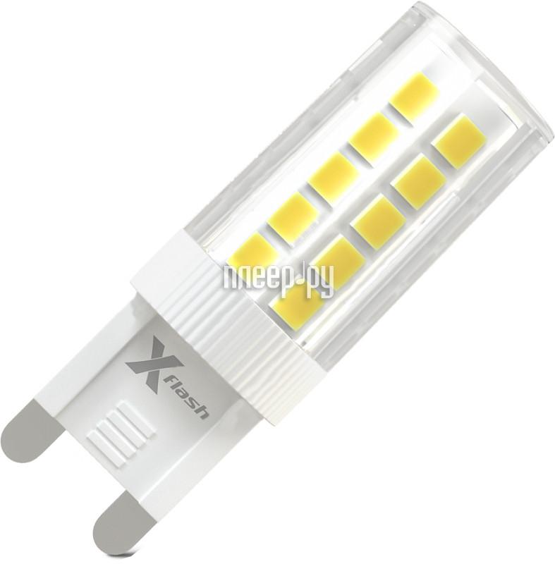 Лампочка X-flash XF-G9-44-C-3W-4000K-230V 47727