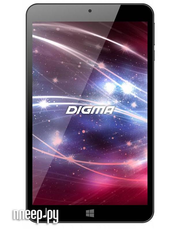 Планшет Digma EVE 8800 3G Dark Grey ES8031EG (Intel Atom Z3735F 1.33 Ghz/1024Mb/16Gb/3G/Wi-Fi/Bluetooth/GPS/Cam/8.0/1280x800/Windows)