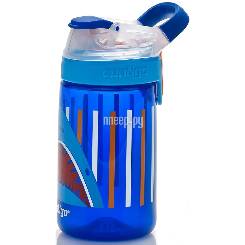 Бутылка Contigo Gizmo Sip детская Blue contigo0474