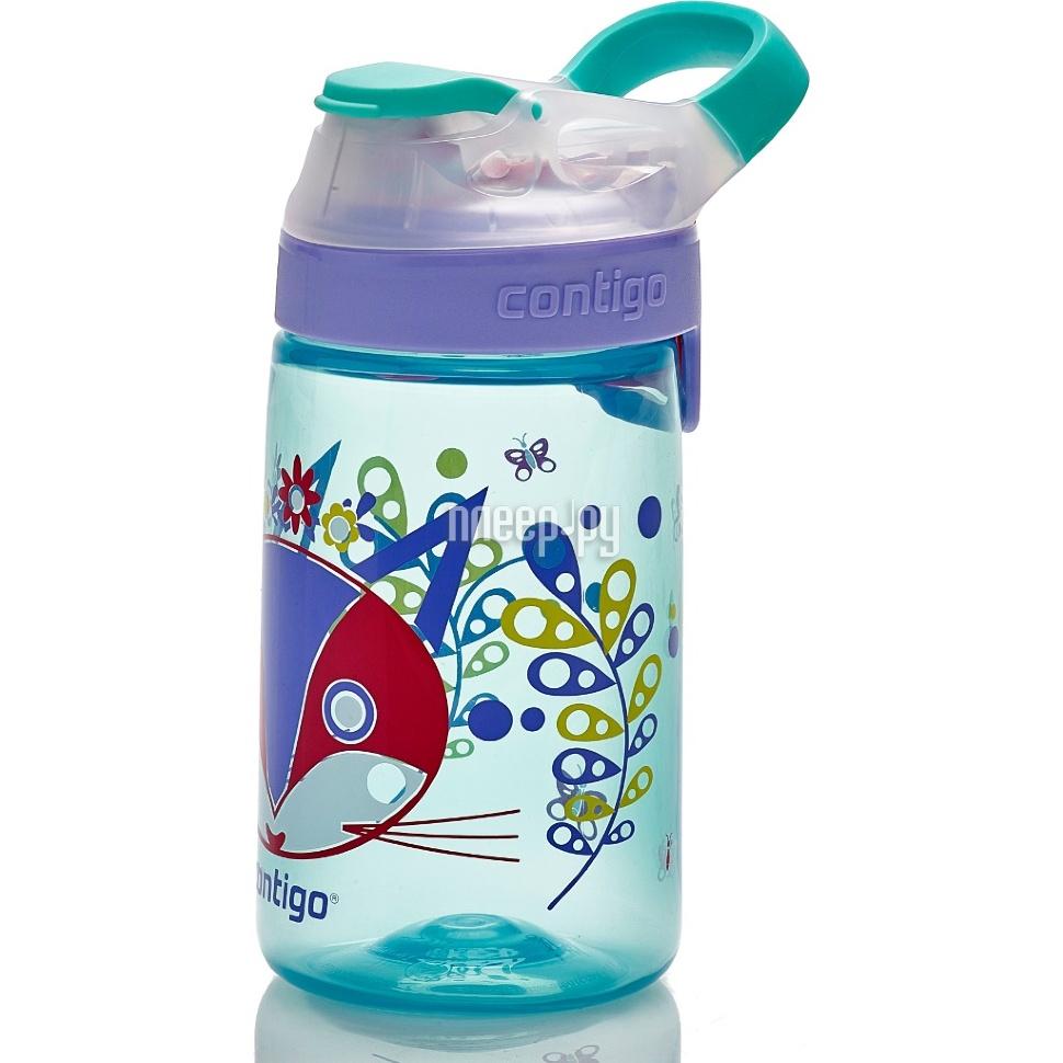 Бутылка Contigo Gizmo Sip детская Light Blue contigo0471