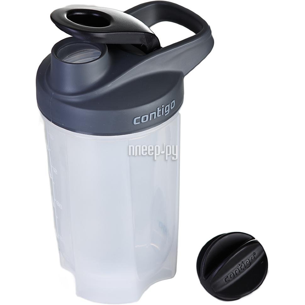 Фитнес-бутылка Contigo Shake&Go FIT Black contigo0386