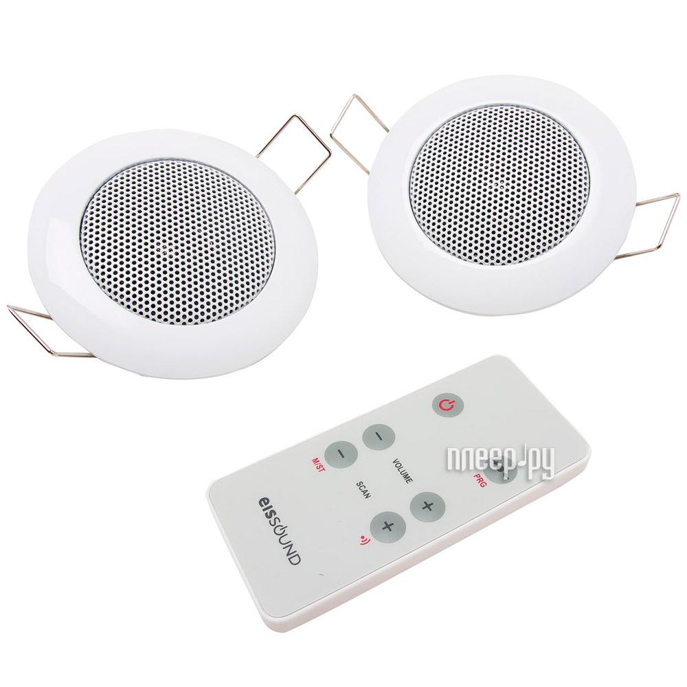 Встраиваемая акустика KBSound Basic White 40404 купить