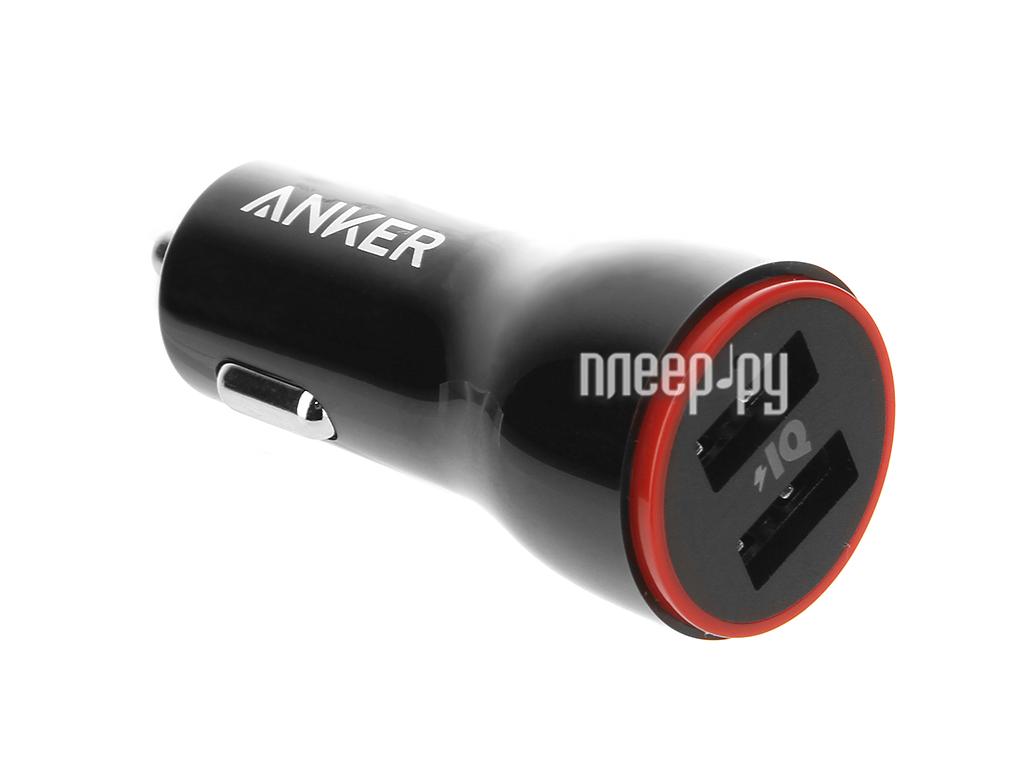 Зарядное устройство Anker PowerDrive 5xUSB A2311H22 White 909551