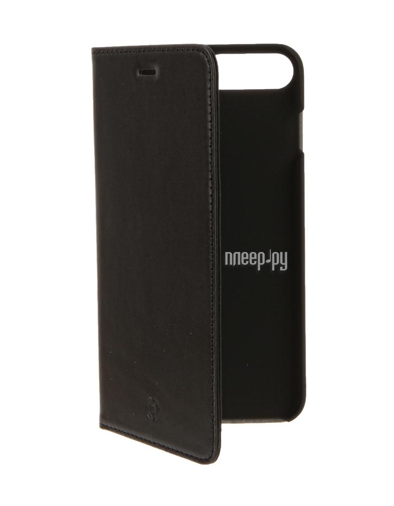 Аксессуар Чехол Celly Air Pelle для APPLE iPhone 7 Plus Black AIRPELLE801BK