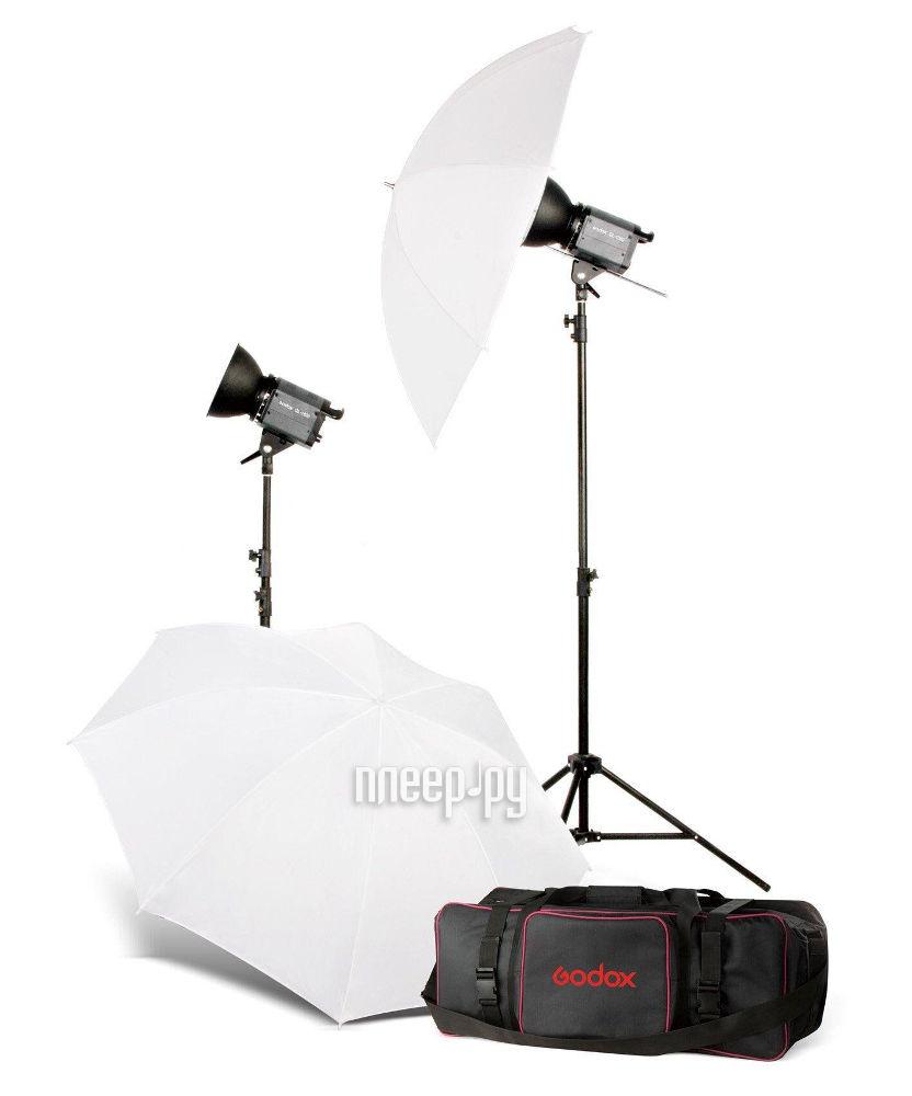 Комплект студийного света Godox QL500K GOQL500K