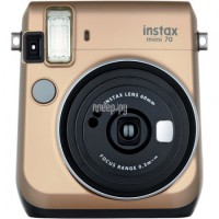 Фотоаппарат Fujifilm 70 Instax Mini Gold