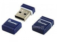 USB Flash Drive 16Gb - SmartBuy Pocket series Blue SB16GBPoc B