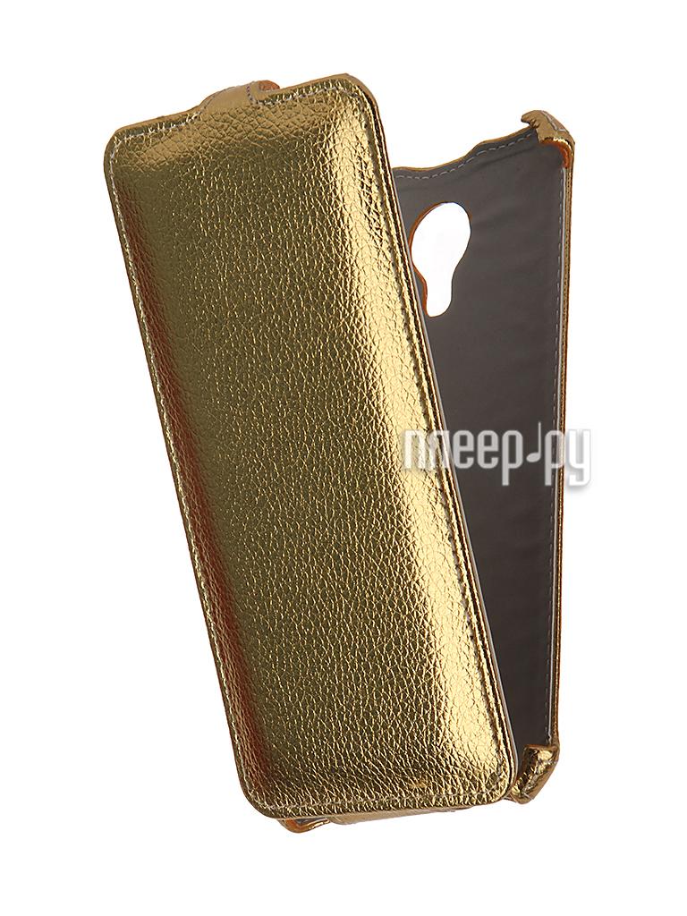 Аксессуар Чехол Meizu M3 Note Zibelino Classico Gold ZCL-MZ-M3NOT-GLD