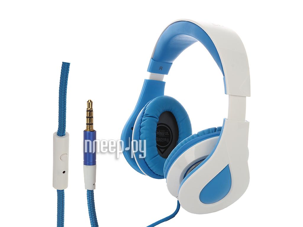 Гарнитура Gorsun GS-C7702 Blue