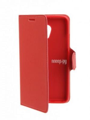 Купить Аксессуар Чехол Meizu M3s mini Red Line Book Type