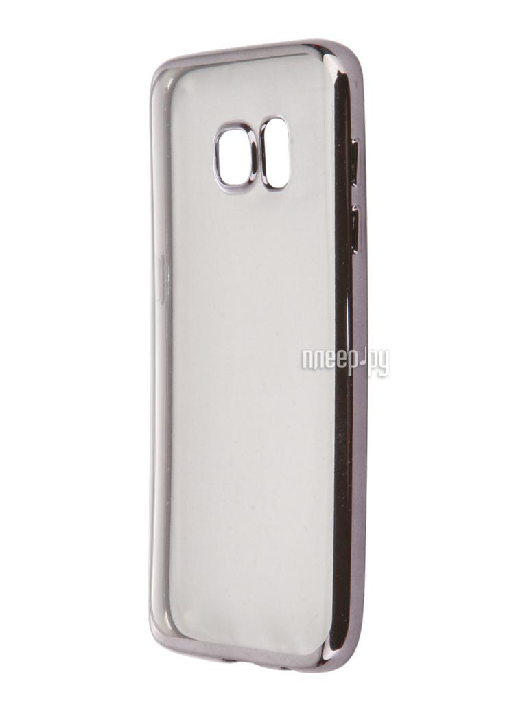 Аксессуар Чехол Samsung Galaxy S7 iBox Blaze Black купить