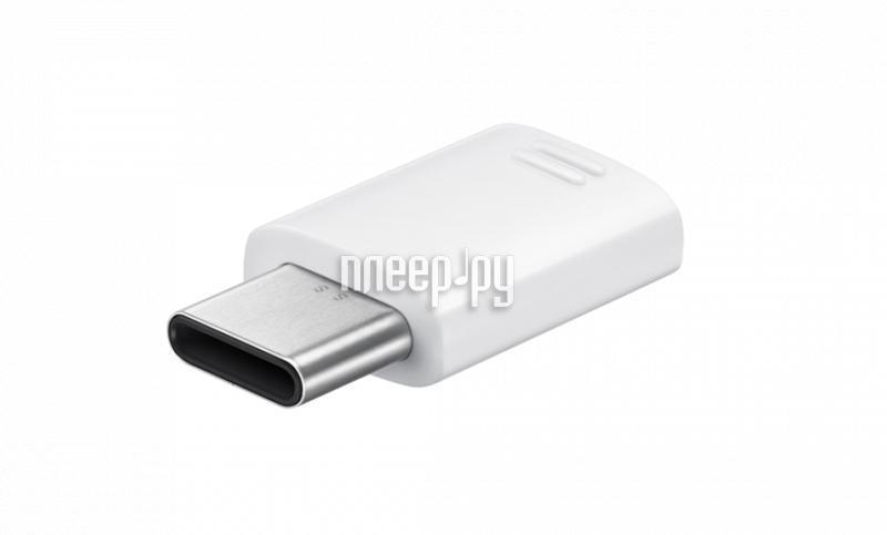 Аксессуар Samsung EE-GN930 microUSB to USB Type-C White EE-GN930KWRGRU