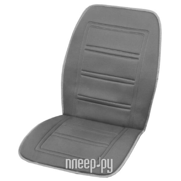 Подогрев сиденья SKYWAY 12V 95x47cm 2.5A-3A Grey S02201024