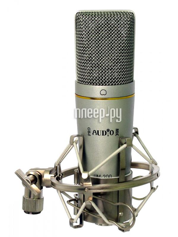Микрофон ProAudio UM-200