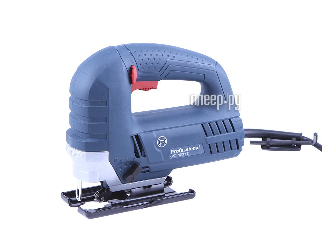 Лобзик Bosch GST 8000 E 060158H001 / 060158H000