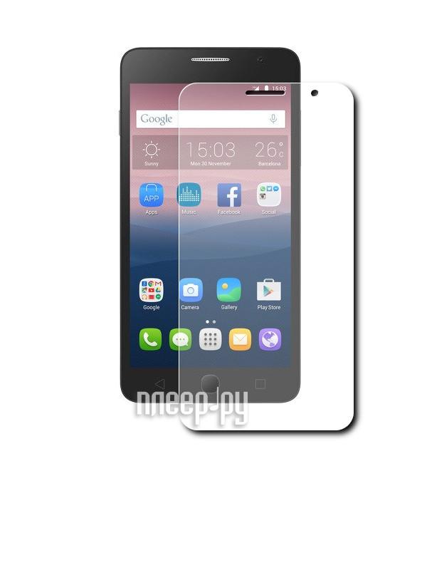 Аксессуар Защитное стекло Alcatel 5022D One Touch Pop Star Gecko 0.26mm