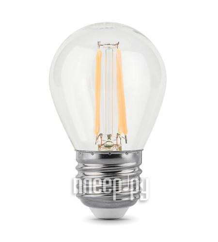 Лампочка Gauss LED Filament Globe E27 5W 4100K 105802205