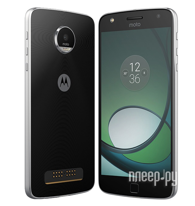 Сотовый телефон Motorola Moto Z Play XT1635 Black-Silver