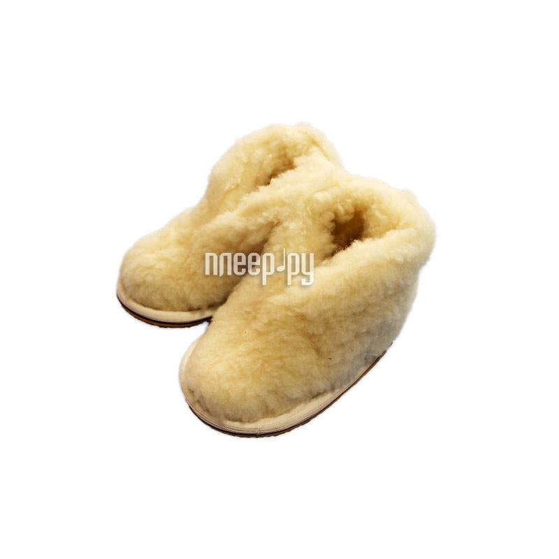 Ортопедическое изделие Smart Textile Бабуши из овечьего меха детские Н522