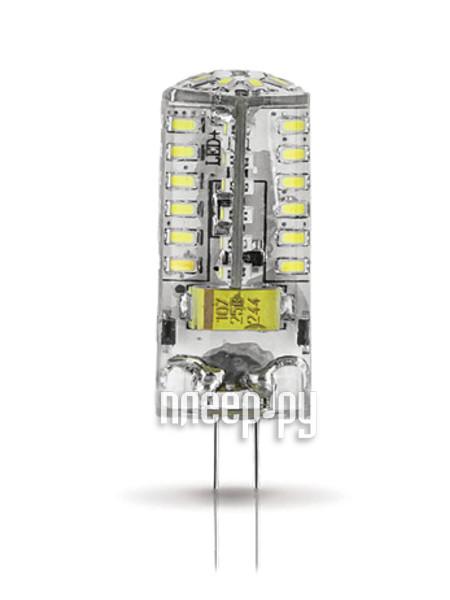 Лампочка Gauss G4 12V 3W 4100K 207707203