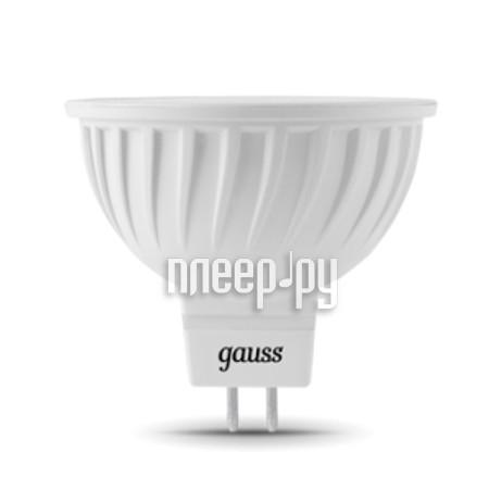 Лампочка Gauss MR16 GU5.3 5W 4100K 101505205